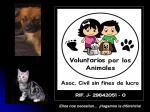 rif de asoc civil voluntarios por los animales